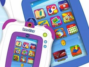 VTech InnoTab 2 : available in pink and blue in autumn 2012