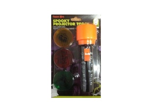 Recalled Poundland Spooky Projector Torch