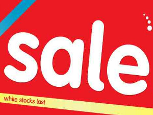 Early Learning Centre Half Price Sale 2012