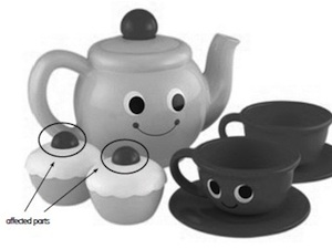 Recalled ELC My First Pour and Play Tea Set 300x225