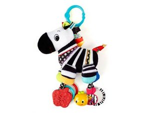 Recalled Bright Starts 'Start Your Sense' toy Zebra by Kids II