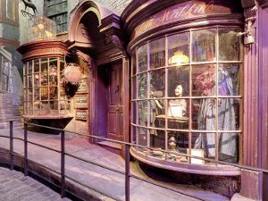 Harry Potter Diagon Alley Watford London Google Street View 300x225