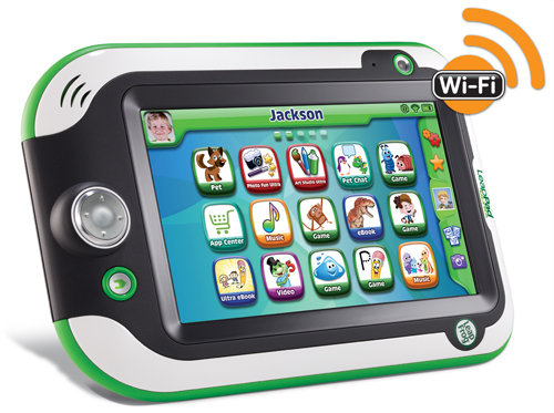 LeapFrog LeapPad Ultra with Wi-Fi a Top Toy for Christmas 2013, according to the catalogue retailer Argos