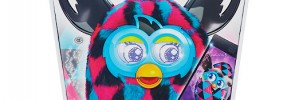 Furby Boom Triangles box