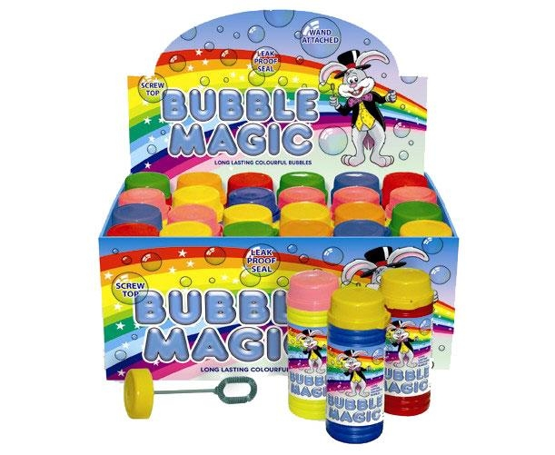Recalled Henbrandt Magic Bubbles