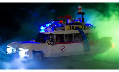 LEGO CUUSOO #007 - Ghostbusters 30th Anniversery ECTO-1