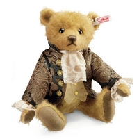 Steiff Sir Edward Limited Edition Bear from Hamleys