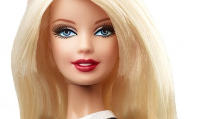 Britto Barbie headshot
