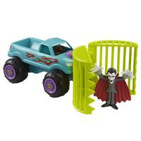 Scooby-Doo Trap Time Pull & Go Truck from The Entertainer