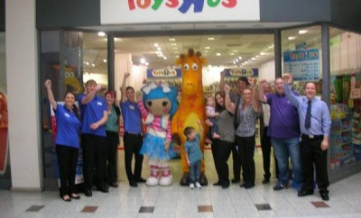 Toys R Us, Bentalls Centre, Kingston Upon Thames, Surrey, UK