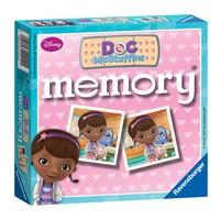 Ravensburger Doc Mcstuffin Mini Memory Card Game