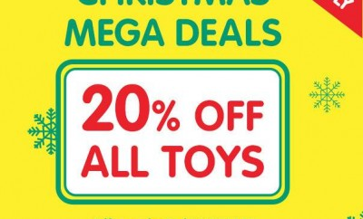 ELC Christmas Mega Deals 2014