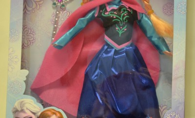 Fake Frozen Doll Seized at Dover