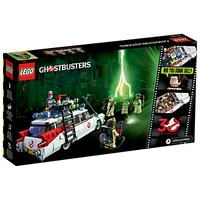 LEGO Ghostbusters Ecto-1 Car & Characters