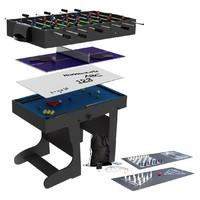 BCE 12-in-1 Folding Multi Games Table