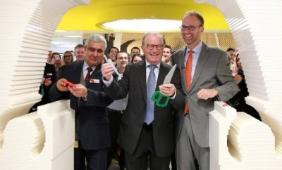 LEGO Opens London office