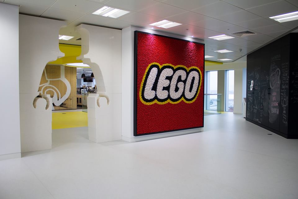 LEGO new London office 5