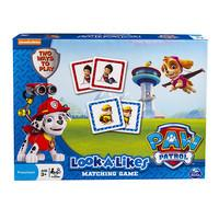 Paw Patrol Look A Likes Matching Game from The Entertainer