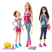Barbie Sisters Camping, Assorted