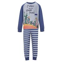 James and the Giant Peach Pyjamas, Blue