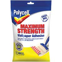 Polycell DIY Maximum Strength Wallpaper Adhesive