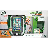 LeapFrog LeapPad Ultra With Child Friendly Headphones, Green