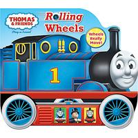 Thomas the Tank Engine Rolling Wheels Sound Book