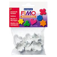 FIMO Metal Shape Cutters, Pack of 6