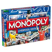 Winning Moves Liverpool Edition Monopoly