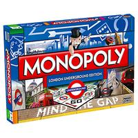 Winning Moves London Underground Edition Monopoly