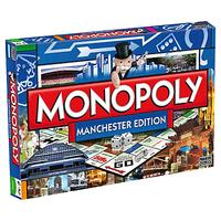 Winning Moves Manchester Edition Monopoly