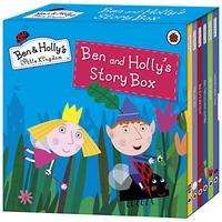 Ben & Holly's Story Box Book Set