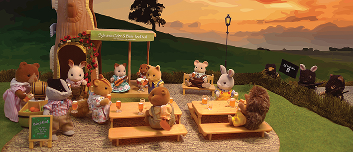 ISIS Storm a Sylvanian Beer Festival