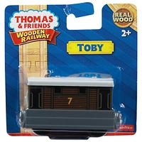 Fisher-Price Thomas & Friends Wooden Railway, Toby