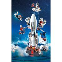 Playmobil City Action Space Rocket and Base Station