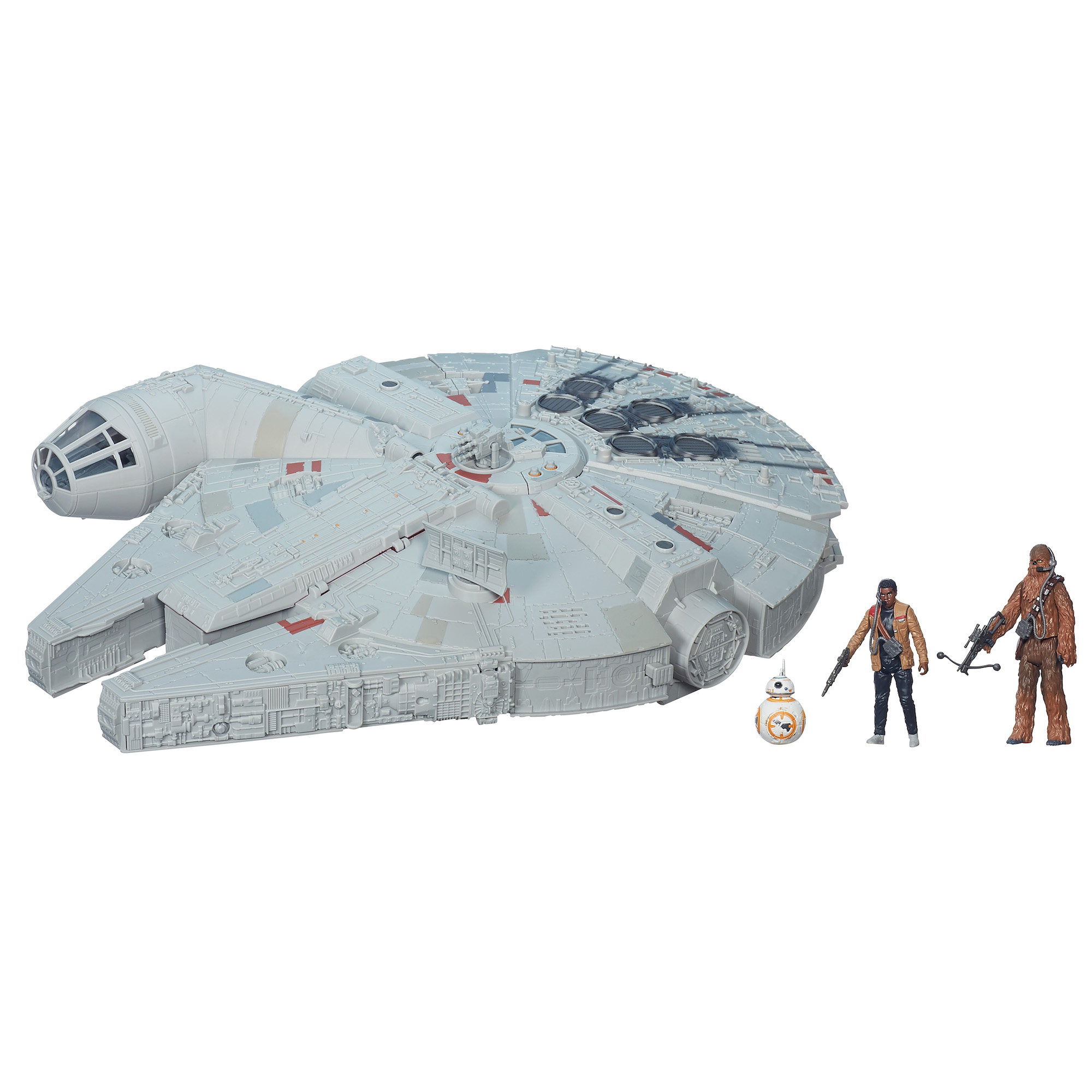 b3678as00 630509346554 Star Wars The Force Awakens Millennium Falcon by Hasbro