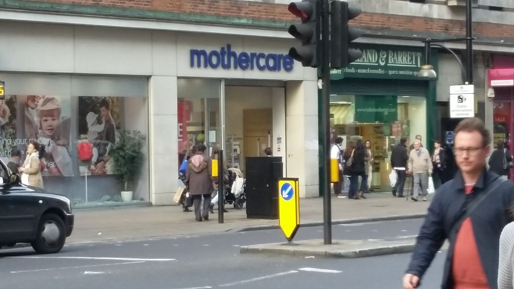Mothercare in Oxford Street, London has closed down for good