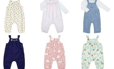 Recalled John Lewis Waitrose Children's corduroy dungarees