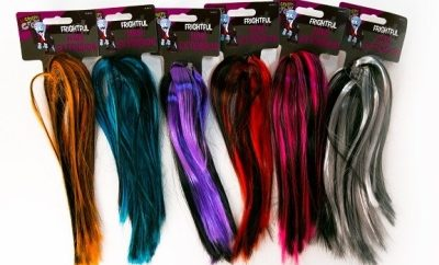 Recalled Poundworld and Bargain Buys Creepy Crew Frightful Hair Extension