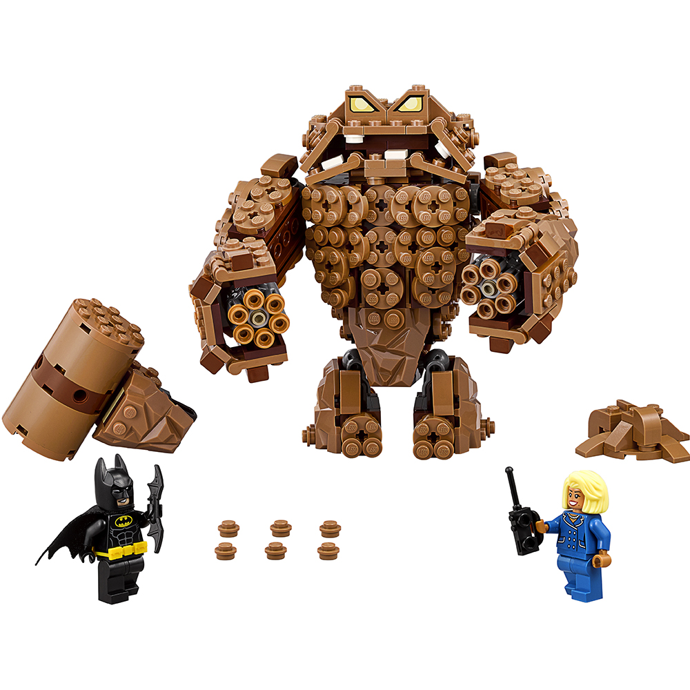 The LEGO Batman Movie Clayface Splat Attack 70904