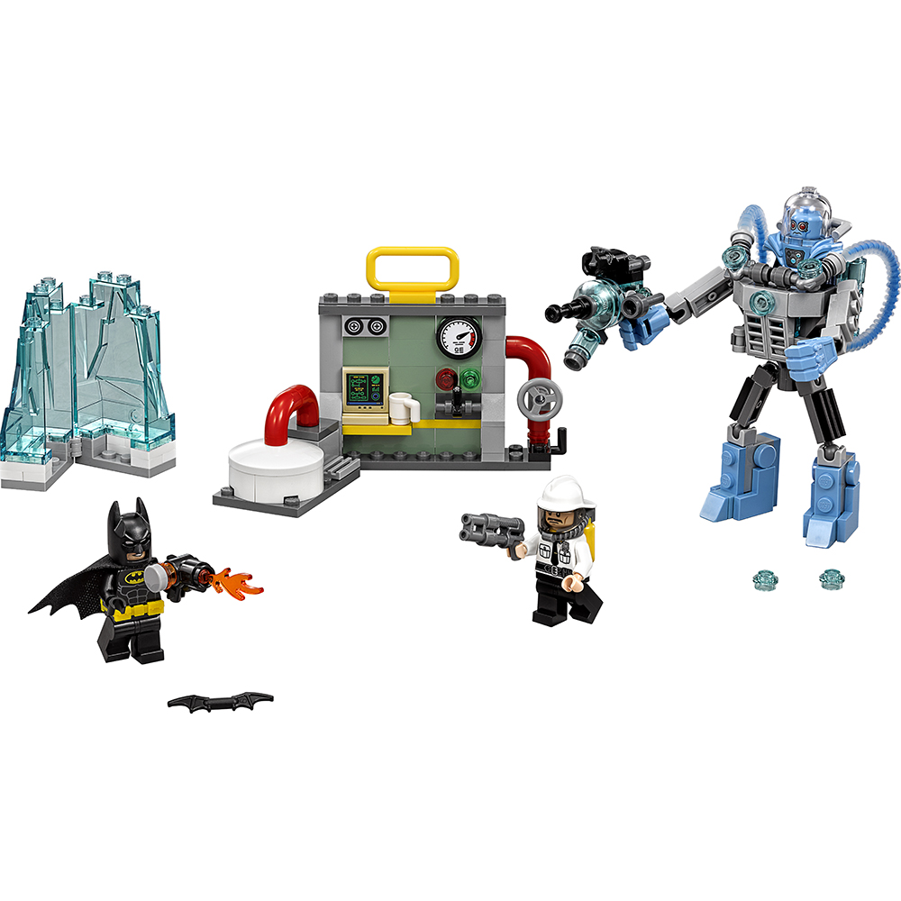 The LEGO Batman Movie Mr Freeze Ice Attack 70901