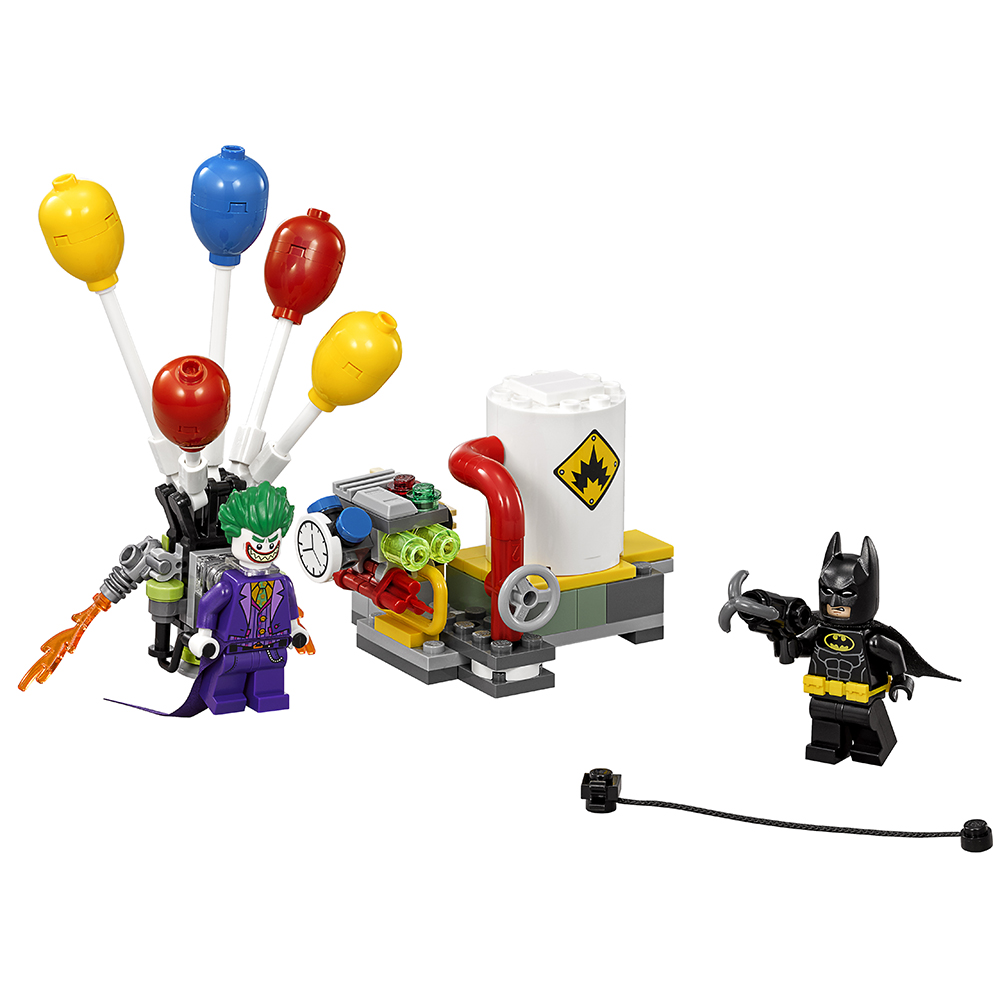 The LEGO Batman Movie The Joker Balloon Escape 70900