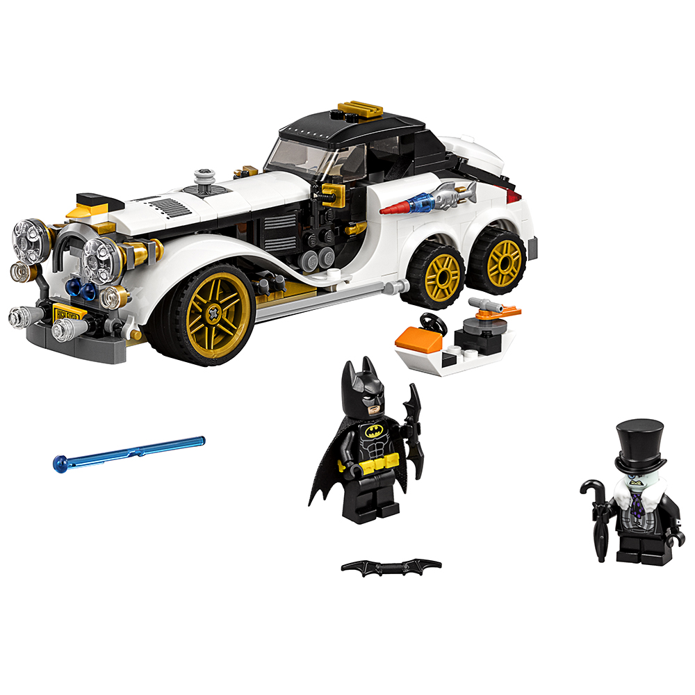 The LEGO Batman Movie The Penguin Arctic Roller70911