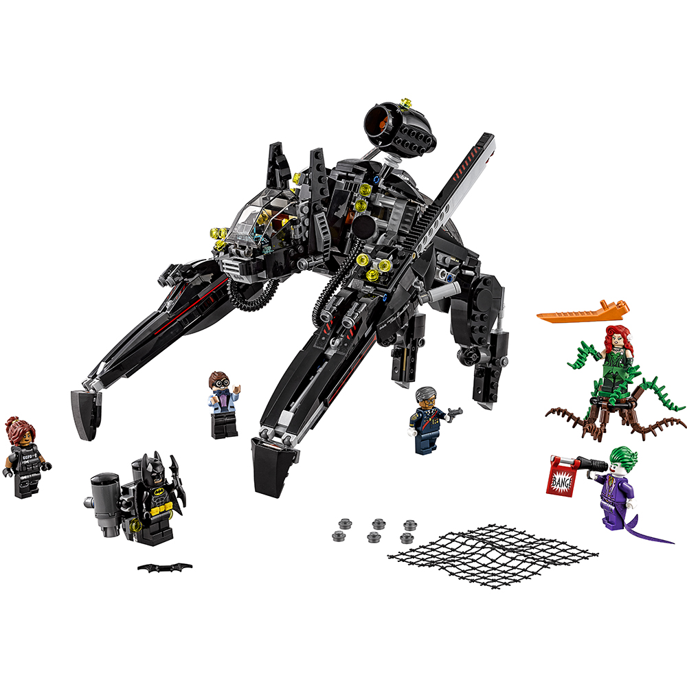 The LEGO Batman Movie The Scuttler 70908