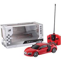 1:18 Remote Control Car - Red Audi R8 GT from The Entertainer