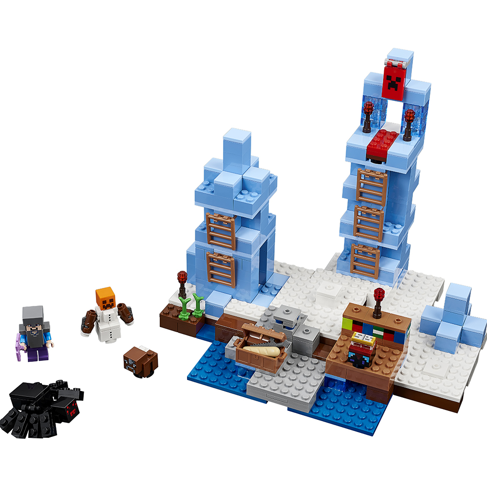 LEGO Minecraft The Ice Spikes (21131)
