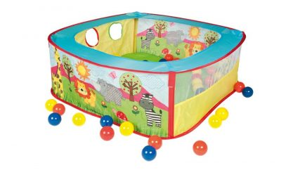 Recalled Safari Ball Pit 151650