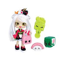 Shopkins Shoppies 15cm Sara Sushi Doll from The Entertainer