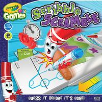 Crayola Games Scribble Scramble