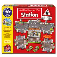 Orchard Toys Giant Road Stations Expansion Pack